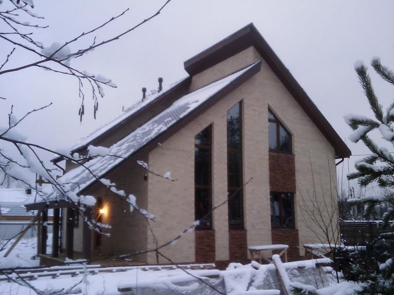 Серебряный ручей / 157 кв.м
