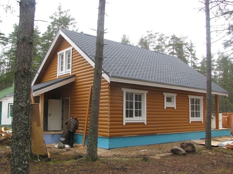 каркасные дома проекты +и цены