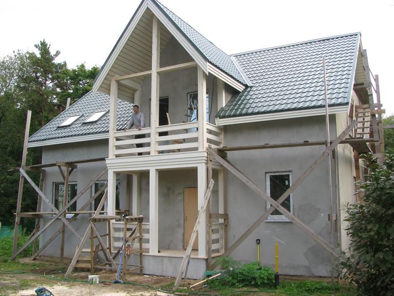 каркасное строительство проекты