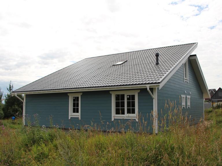Строим загородный дом в Углово