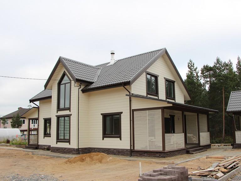 Строительство домов Северная жемчужина-2