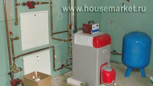 Выбор эффективной системы отопления для загородного дома