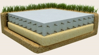 Фундамент для загородного коттеджа