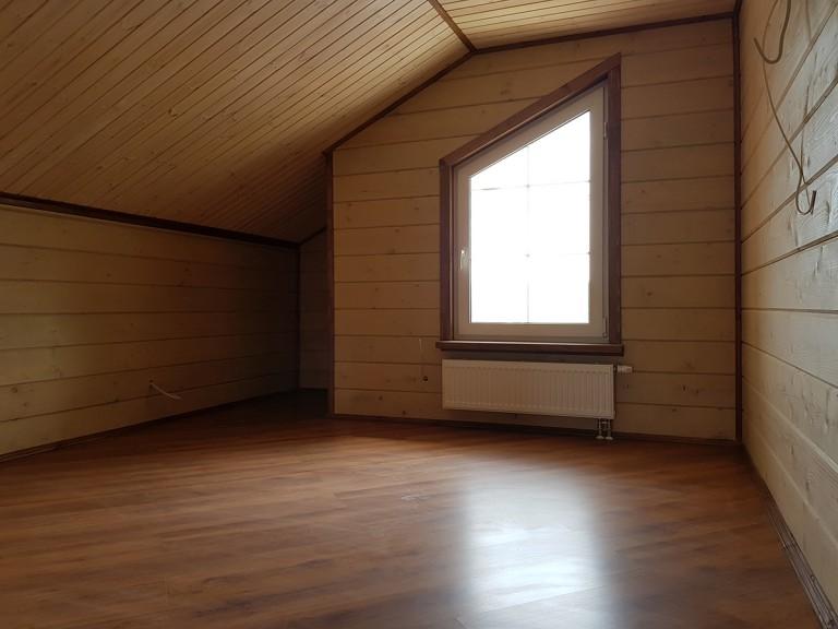 двухэтажный загородный дом шале Хаус Маркет Новые Мендсары
