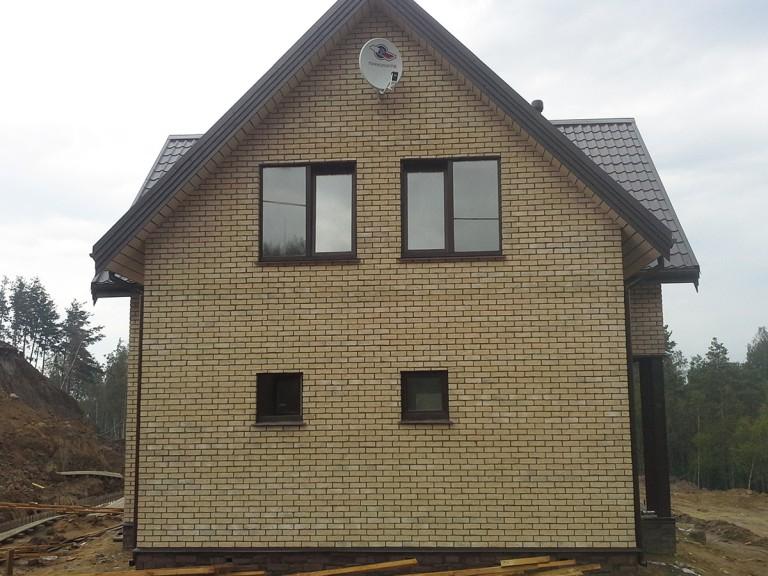 строительство каркасных домов ключ