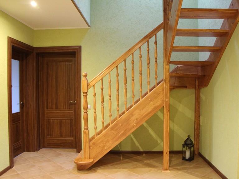 лестница шале