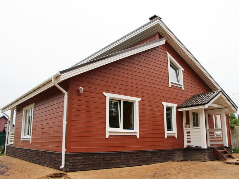 загородный дом шале