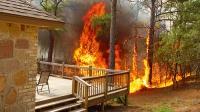 Пожаробезопасность каркасных домов