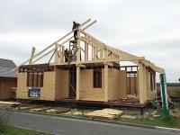 Строительство второго Демо-дома